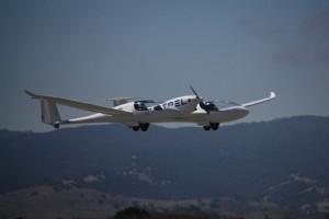 4-sitziges Elektroflugzeug gewinnt den Green Flight Challenge