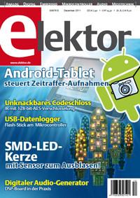 Elektor 12/2012 am Kiosk verfügbar... Elektor-Plus-Abonnenten können das Heft jetzt downl
