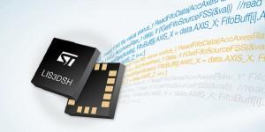 Accelerometer mit integrierter Gebärdenerkennung