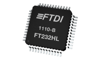 Neuer USB-Konverter-Chip unterstützt synchrone und asynchrone Schnittstellen