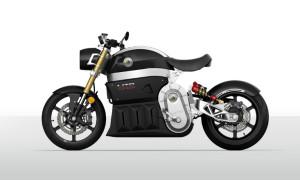 Elektro-Superbike fährt 300 km und 200 km/h