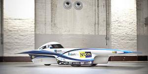 Nuna6: Neuestes Solarmobil der TU Delft