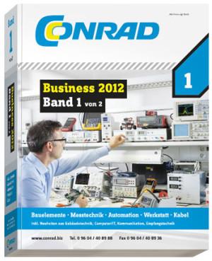 Neuer Business-Katalog von Conrad