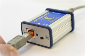 Genauer Messen mit galvanisch getrennten USB-Geräten