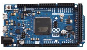 Arduino-Board mit ARM-Controller
