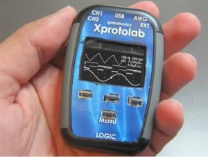 Kickstarter für Xprotolab - das preiswerte Mini-Oszilloskop