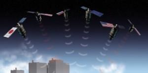 Teseo II: Mehr als 1 Satellitensystem