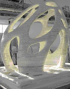 D-Shape: Gebäude aus dem 3D-Drucker