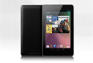 Tablet von Google: Nexus 7