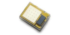 Kleinste Power-LED