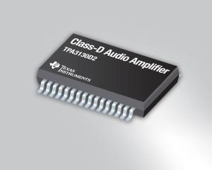 Klasse-D-Audioverstärker mit großem Spannungsversorgungsbereich