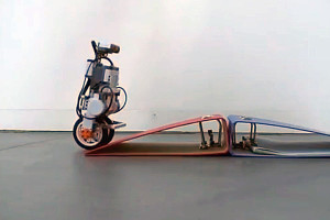Lego-Wheelie