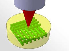 Photografting: 3D-Druck mit Molekülen