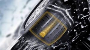 Intelligente Reifensensoren erfassen Fahrzeuggewicht