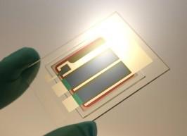 Organische Solarzellen erreichen 12% Wirkungsgrad