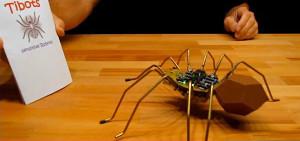 Tibots: Analoge Roboter als Bausatz