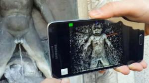 Smartphone als 3D-Scanner