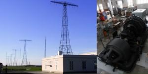 """Elektromechanischer Sender wieder """"on the air"""""""