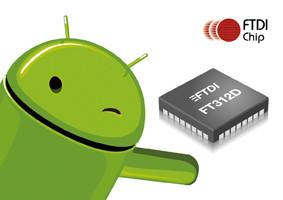 USB-2-UART-Bridge-Chip für Android-Systeme