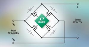 Idealer Brückengleichrichter von LT