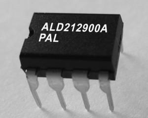 Dual-MOSFET mit Gateschwelle von 0 V