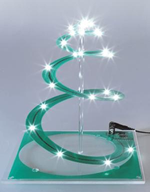 Projekt-Nr. 48: Weihnachtsspirale