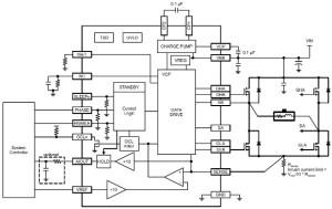 A5957 von Allegro: Vollbrückentreiber für Elektromotoren