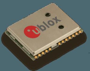 Galileo-Unterstützung für GPS-Module von u-blox