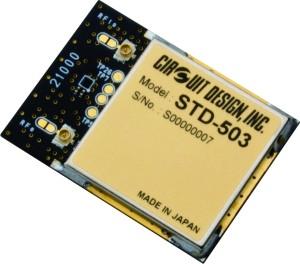 STD-503 is 50% kleiner als ältere Module