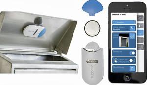 Smartphone-Erweiterung BLE Motion als Alarmsystem