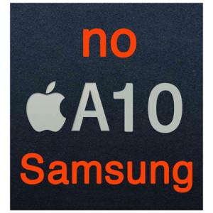 iPhone7: Apples A10 nicht von Samsung