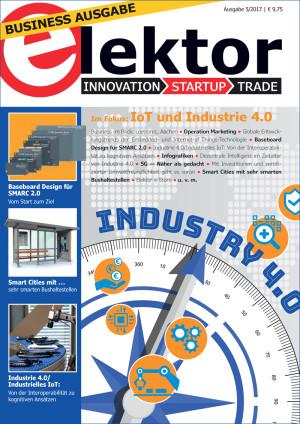 Exklusiver Download für Mitglieder: Elektor Business Magazine 5/2017