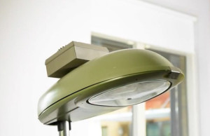 Mobilfunkzellen für Masten von Straßenbeleuchtung