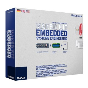 Maker-Kit: Embedded Systems Engineering