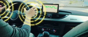Intelligentes Lenkrad weckt müde Fahrer