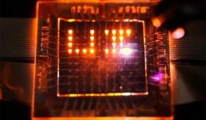 LED mit 80.000 cd/m² detektiert auch Licht