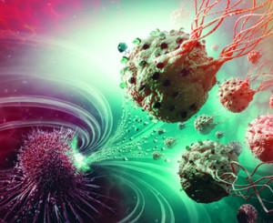 Nanoroboter im Kampf gegen Tumore