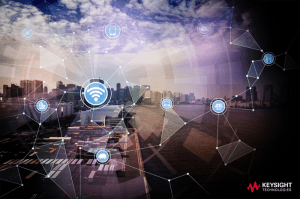 IoT-Funkprotokolle. Bild: Keysight Technologies.