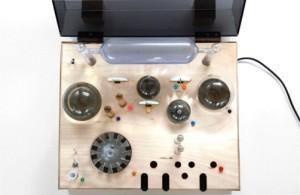 Das Biochemielabor auf dem Schreibtisch