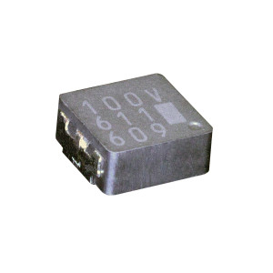 A new series of SMD-type power choke coils for automotive applications is now available from Panasonic.