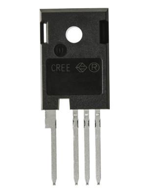 SiC-MOSFET Wolfspeed C3M0075120K. Bild: Wolfspeed