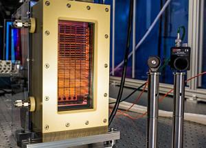 Stärkster Halbleiter-Laser der Welt