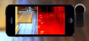 Thermofotografie mit Smartphone