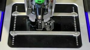 Platinendrucker von Voltera