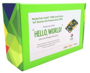 IoT-Starterpaket mit OLED, LEDs und Sensoren