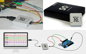 ScanaQuad: Logic Analyzer und digitaler Mustergenerator