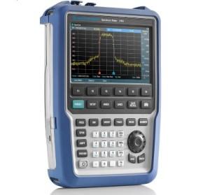Neuer Handheld-Spektrumanalysator von R&S