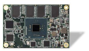 Congatec integriert die neuen 14 nm Intel® Pentium® und Celeron® Prozessoren auf COM Express Mini