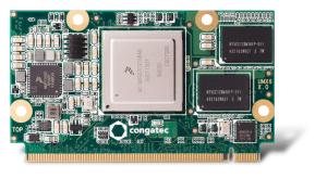 Congatec stellt erstmals µQseven Computermodule vor