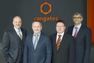 Congatec AG erweitert Vorstandsteam, um Wachstumskurs zu beschleunigen